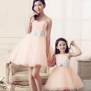 Sweeten The Deal Dress - Light Peach