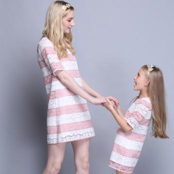 Walking On Air Dress - Pink