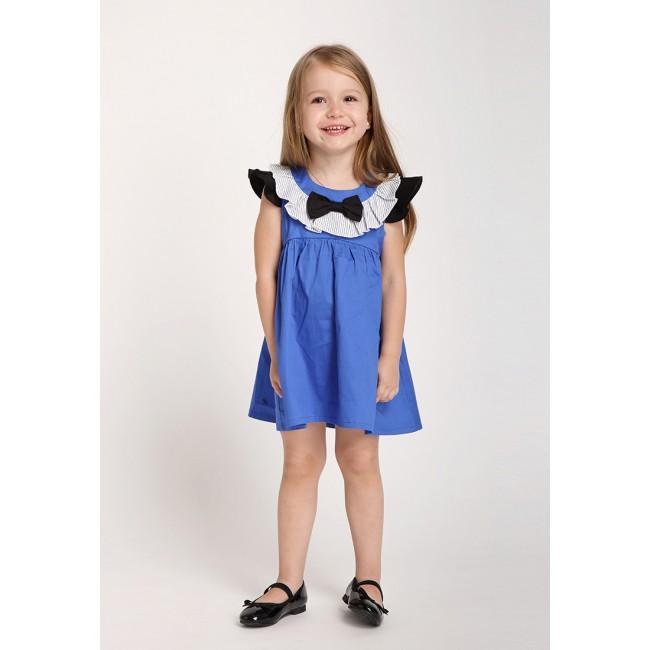 Ruffle Collar Dress