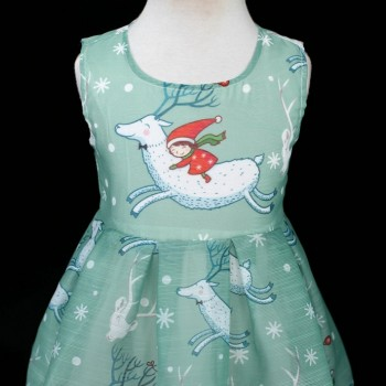 Essence Of Christmas Dress