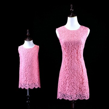 Lace Ascent Dress