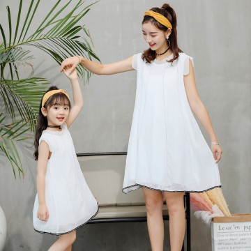 I Choose You Dress - White