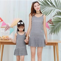 Duchess 2-Piece Set - Grey Gingham