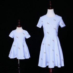 Double Happiness Dress