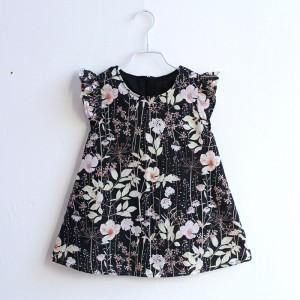 Winter Sonata Dress - Black