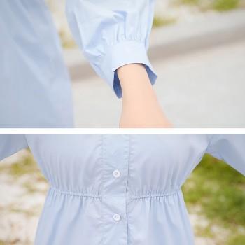 Charming Girl 2-Piece Set (Blue)