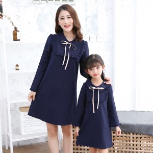 Midnight Hour Dress - Navy