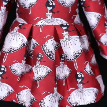 True Happiness Dress (Long Sleeve or Sleeveless)