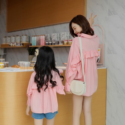 A New Ending Top - Pink