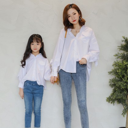 A New Ending Top - White