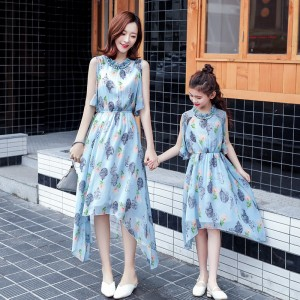 Little Femininity Dress - Blue