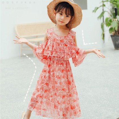 Beautiful Stranger Dress - Red