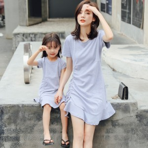 Back to Basic Dress - Grey