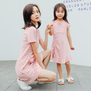 Back to Basic Dress - Pink