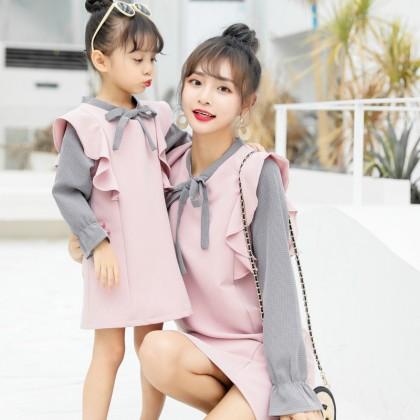 Be A Lady Dress - Pink