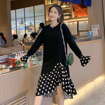 Fashion Icon Maternity Dress