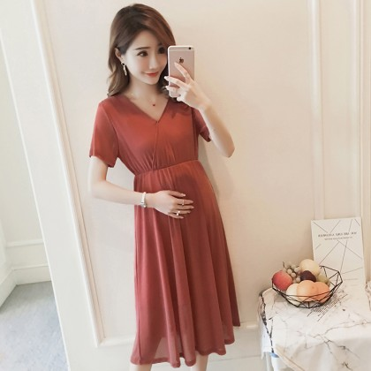 Feel Good Maternity Dress