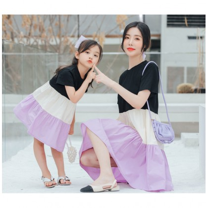 All About Summer Dress - Purple