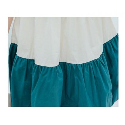 All About Summer Dress - Green