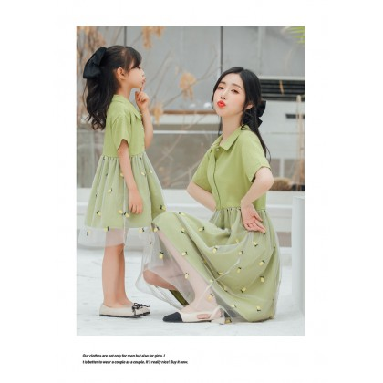Afternoon Spritz Dress - Green