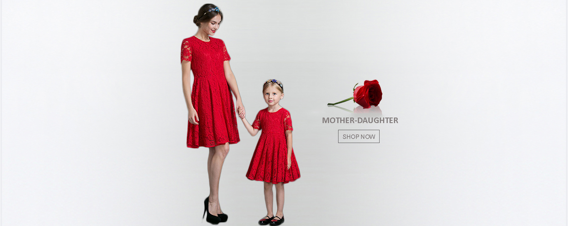 7b70cb16748 Mother-Daughter Matching Outfit
